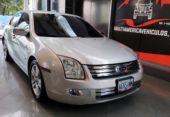 Ford Fusion Sedan
