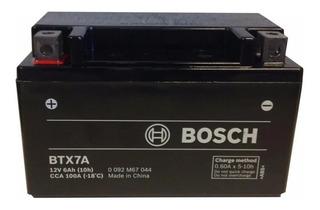 En Cuotas Bateria Ytx7a-bs Bosch Btx7a 12v 6ah Oferta