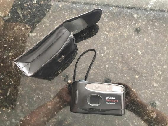 Câmera Nikon Vintage
