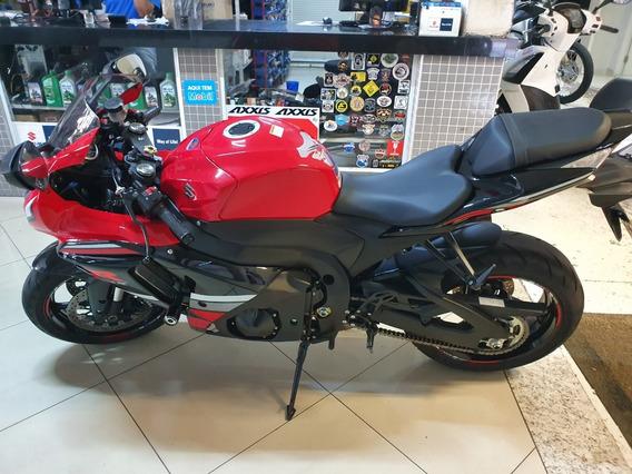 Suzuki Gsx R 1000 A Edição 30 Anos Abs Vermelha