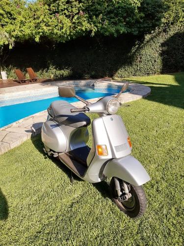 Vespa Piaggio 200cc Permutaria Mayor Valor