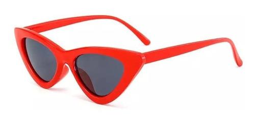 Óculos De Sol Feminino Triangular Moda Tumblr Luxo Uv400