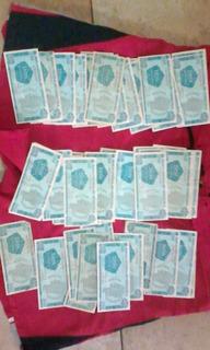 Billetes Tinoquitos De 1 Y 2 Bolivares