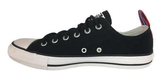 Tênis Converse All Star - Casual - Preto - Ct0708