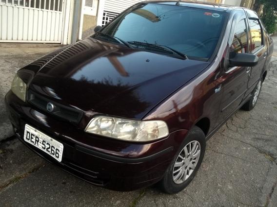 Fiat Siena 1.0 16v Elx 4p 2001