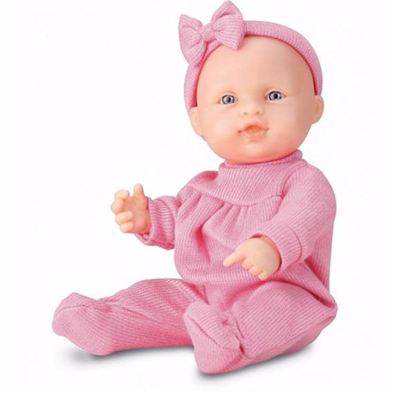 Boneca New Micro Mania Cheirinho De Bebe