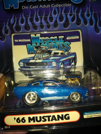 Muscle Machune Mustang 66 Esc 1/64