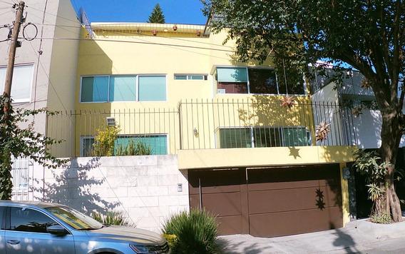 Excelente Casa Sola 4 Rec, 4.5 Baños, 3 Est.