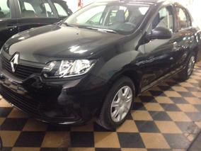 Renault Nuevo Logan Authentique Plus 0km Financio!