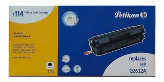 Toner Pelikan Negro 1-114 (para Hewlett Packard)