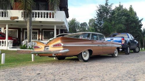 Imagen 1 de 11 de Chevrolet Impala 1959