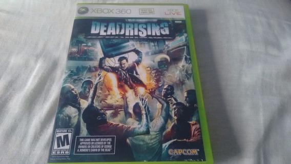 Dead Rising - Xbox360 - Original E Completo