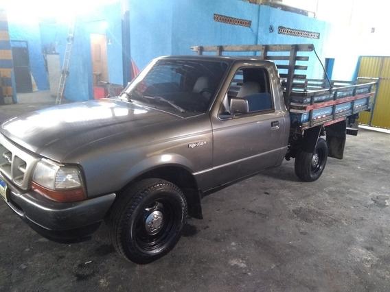 Ford Ranger 2.5 Xlt 7 4x4 2p 1999
