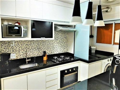 Imagem 1 de 30 de Apartamento Com 1 Dormitório À Venda, 39 M² Por R$ 239.000 - Jardim Ibitirama - São Paulo/sp - Ap5287