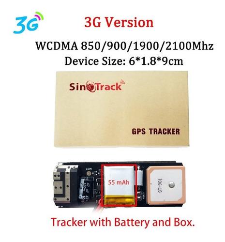 Mini Rastreador Gps Gsm Con Batería Incorporada Impermeable