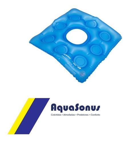Imagem 1 de 3 de Almofada D´agua Caixa De Ovo Quadrada Com Orifício