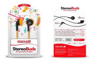 Auriculares Maxell Eb-95 Celular Samsung Lg Motorola Huawei