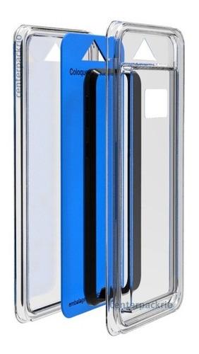 Imagem 1 de 4 de Nova Embalagem Para Capa De Celular | Kit Com 100