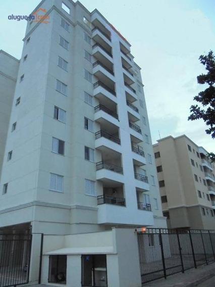 Apartamento Com 2 Dormitórios À Venda, 62 M² Por R$ 350.000 - Jardim Das Indústrias - São José Dos Campos/sp - Ap7361