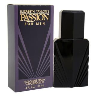 Perfume Original Passion Men Elizabeth Taylor Hombre 118ml