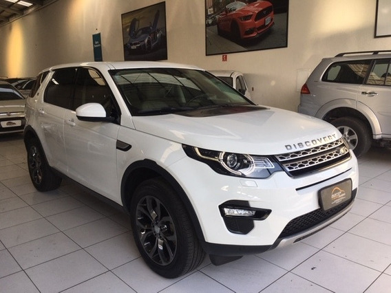 Discovery Sport 2.2 16v Sd4 Turbo Diesel Hse 4p Aut. 2016