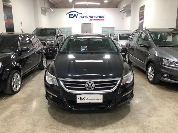 Volkswagen Passat Cc 3.6 Fsi 4motion Negro 100% Financiado