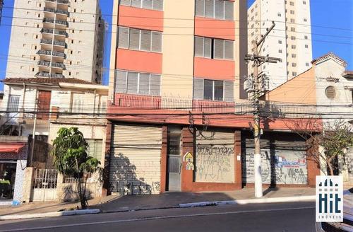 Loja + 23 Vagas Subsolo - 860 M² - Venda Por R$ 2.800.000 Ou Aluguel Por R$ 14.000/mês - Belenzinho - São Paulo/sp - Lo0017