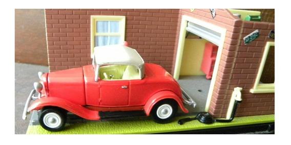 Johnny Lightning 1932 Ford Roadster Ruedas Goma Solo Envios