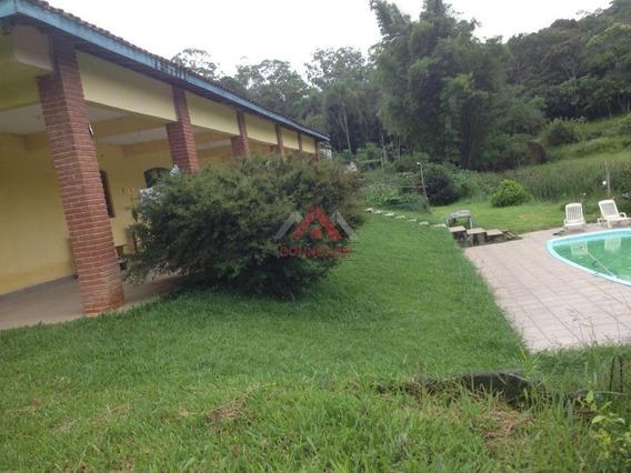 Sítio Rural À Venda, Taiacupeba, Mogi Das Cruzes - Si0003. - Si0003