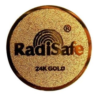Seu Celular Protegido Escudo Radisafe 24k Gold Anti Radiação