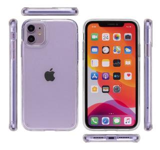 Capa Hybrid Anti-impacto Para Apple iPhone 11 - Transparente