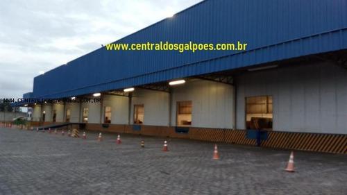 Imagem 1 de 8 de Galpão Para Locação Em Conceição Da Feira - 5343jlv_2-1023574