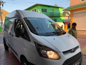 Ford Transit 2.2 Van Corta Aa Custom Mt 2014