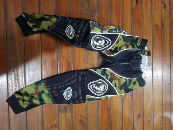 Liquidacion Pantalones Cross Moto Motos-one