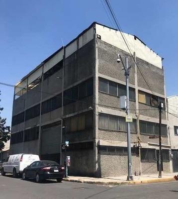 Venta / Renta Bodega, Fabrica, Almacen, Iztacalco, Cdmx