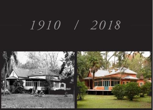 Isla Con Casa En Venta - 90has - Delta Del Tigre