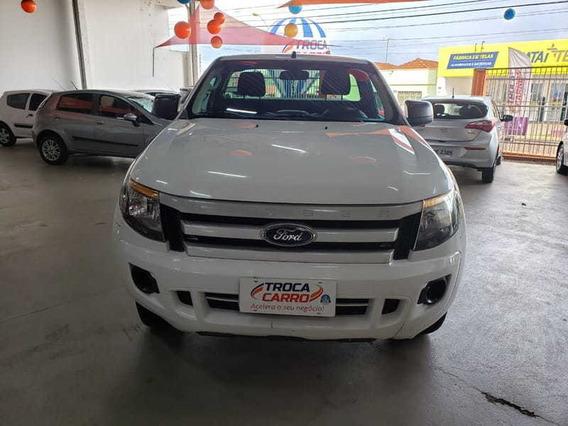 Ford Ranger 2.2 Xl 4x4 Cs 16v Diesel 4p