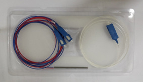F. Splitter 1*2 10-90 0.9mm 1.5m Sc-upc Plc