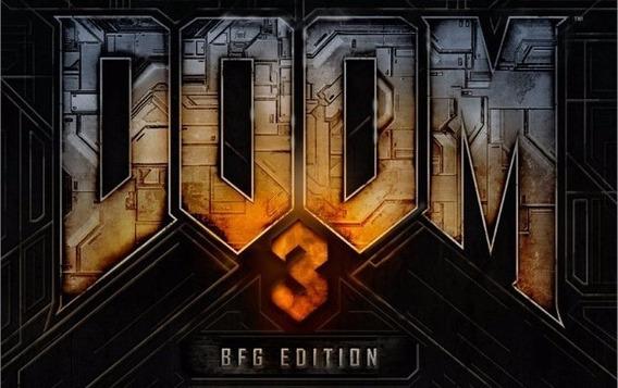 Doom 3 Bfg Edition Pc Steam Key