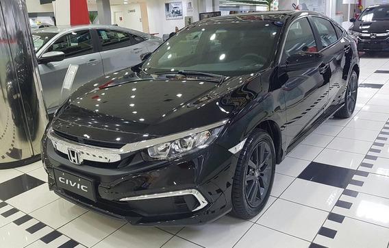 Honda Civic Lx 2.0 16v Flexone 4p Cvt Aut. Completo 0km2020