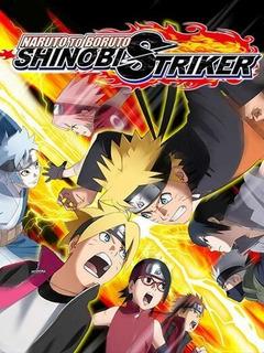 Naruto To Boruto Shinobi Striker Steam Key Global