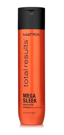 Shampoo Megasleek Matrix (loreal) X 300 Ml