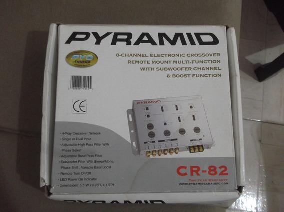 Crossover Automotivo Pyramid 4 Canais