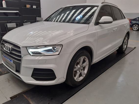 Audi Q3 2.0 At Quattro 220cv 2016 Q5 X1 X3 X4 4x4 Usado