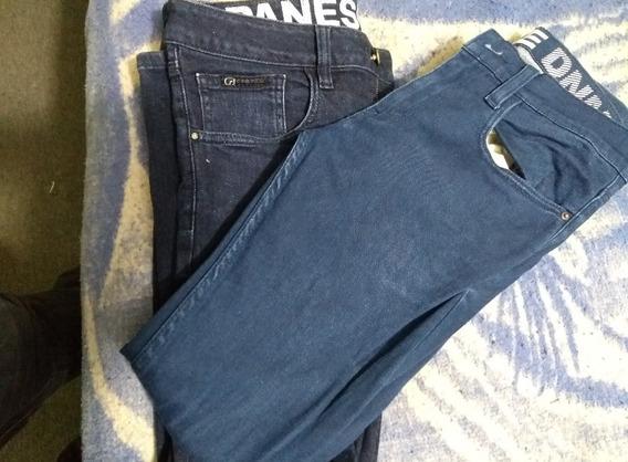 Pantalos De Mezclilla Quarry