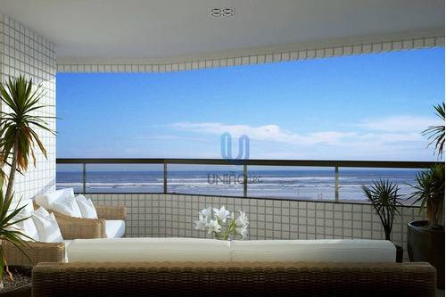 Imagem 1 de 30 de Apartamento Com 1 Dormitório À Venda, 60 M² Por R$ 318.742,00 - Vilamar - Praia Grande/sp - Ap0243