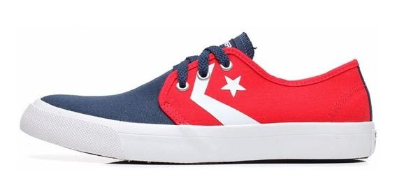 Tênis Converse All Star Marquise Vermelho/azul Original