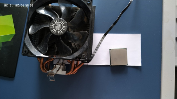 Processador Amd Am3+ Fx 6100+ Cooler Master