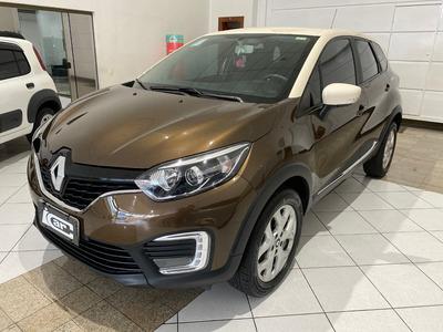 Renault Captur 1.6 Flex Sce Life X-tronic Cvt 2018