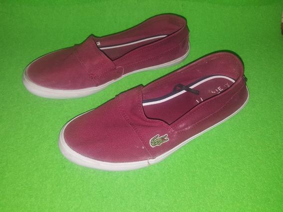 Zapatos Lacoste Dama #24